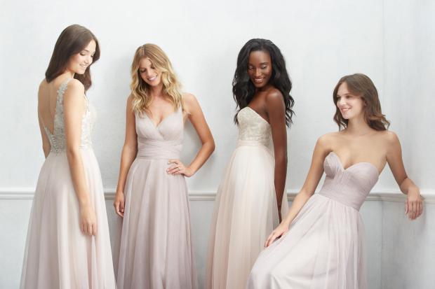 Wtoo Spring 2016 Bridesmaids